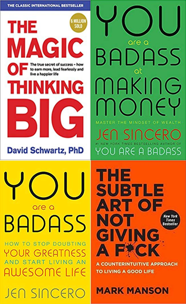 Best books to read: Motivational/Self-Help Books